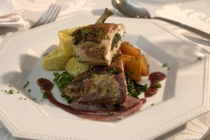 The Musketeers Lodge Main Course